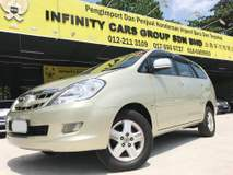 2006 TOYOTA INNOVA 2.0G CAR KING VERY NICE INTERIOR OFFER TO SELL