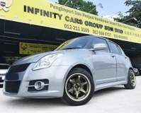 2013 SUZUKI SWIFT 1.5XS FULL SPEC PUSH START OFFER