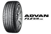 TYRE YOKOHAMA ADVAN FLEVA V701 2553519 96w AUDI Rims & Tires