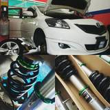 Adjustable zerone TOYOTA VIOS HILOW Performance Part
