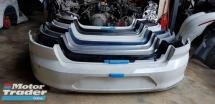 BMW MERCEDES AUDI VOLKSWAGEN AUDI REAR BUMPER Half-cut