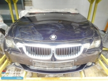 BMW E63 6 SERIES HALFCUT HALF CUT NEW USED RECOND AUTO CAR SPARE PART MALAYSIA Half-cut