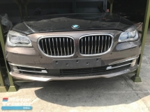 BMW F02 Facelift 740IL 7 SERIES HALFCUT HALF CUT NEW USED RECOND AUTO CAR SPARE PART MALAYSIA Half-cut