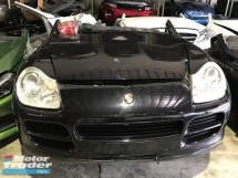 PORSCHE Cayenne HALFCUT HALF CUT NEW USED RECOND AUTO CAR SPARE PART MALAYSIA Half-cut