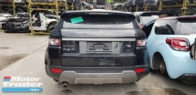 Range Rover Evoque HALFCUT HALF CUT NEW USED RECOND AUTO CAR SPARE PART MALAYSIA Half-cut
