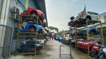 RANGE ROVER AUDI VOLVO VOLKSWAGEN BMW HALFCUT HALF CUT NEW USED RECOND AUTO CAR SPARE PART MALAYSIA