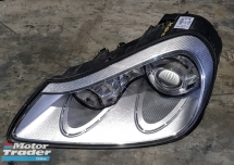 PORSCHE Cayenne 957 HEAD LAMP NEW USED RECOND AUTO CAR SPARE PART MALAYSIA Lighting