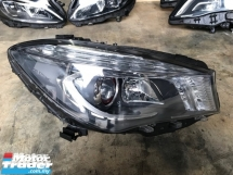 MERCEDES BENZ CLA W117 HEAD LAMP NEW USED RECOND CAR PART MALAYSIA NEW USED RECOND CAR PARTS SPARE PARTS AUTO PART HALF CUT HALFCUT GEARBOX TRANSMISSION MALAYSIA Enjin servis kereta potong separuh murah MERCEDES BENZ Malaysia Lighting