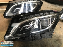 MERCEDES BENZ W156 HEAD LAMP Half-cut