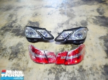 MERCEDES BENZ W212 E CLASS Head Lamp   Tail Lamp  Boot Lid NEW USED RECOND AUTO CAR PART MALAYSIA Lighting