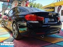 2013 BMW 4 SERIES Bmw 435i 3.0 F32 M SPORT SROOF LIMITEDRed WARRANTY