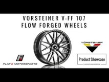 VORSTEINER VFF107 FLOW FORMING WHEELS Rims & Tires
