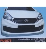 PERODUA NEW MYVI 2015 FACELIFT FRONT VLIP (PU2575) Other Accesories