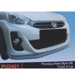 PERODUA NEW MYVI SE FRONT VLIP (PU2481) Other Accesories