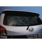 PERODUA AXIA SE SPOILER WITH LED (M408) Other Accesories