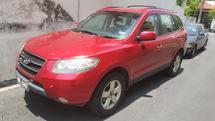 2008 HYUNDAI SANTA FE 2.2 Diesel