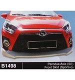 PERODUA AXIA SE FRONT SKIRT SPORTIVO (B1498) Other Accesories