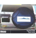 TOYOTA PRADO TYRE COVER (B600) Other Accesories