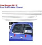 FORD RANGER 2015 DOOR BELT MOULDING (CHROME) Other Accesories