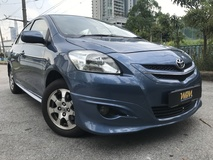 2009 TOYOTA VIOS (A) ONE OWNER FULL SEVICE RECORD LIKE NEW