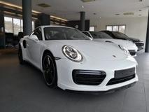 2017 PORSCHE 911 Carrera TURBO S 3.8 Coupe Porsche UK Approved