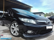 2015 HONDA CIVIC 2.0S