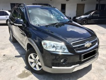 2007 CHEVROLET CAPTIVA 2.0L (A) TD 7 SEATER 1 LADY OWNER