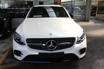 2017 MERCEDES-BENZ GLC 43 3.0 AMG PREMIUM PLUS -UNREG-