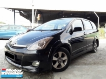 2007 TOYOTA WISH 2.0 (A) GOOD CONDITION
