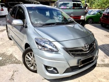 2014 TOYOTA VIOS 1.5G (AT) LIMITED FULL SVR RECORD BY TOYOTA 1 LADY OWNER