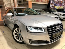 2014 AUDI A8 4.0 (A) V8 TFSI LONG WHEEL BASE FULL SPEC UNREG