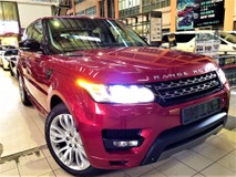 2013 LAND ROVER RANGE ROVER SPORT 3.0 (A) HSE AUTOBIOGRAPHY V6 SUPERCHARGED