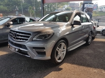 2013 MERCEDES-BENZ ML-CLASS ML350 AMG SPORT EDITION 4 MATIC LOCAL SPEC ACTUAL YEAR MAKE SST ABSORB