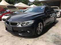 2015 BMW 4 SERIES 420I GRAND COUPE M SPORT SST INCLUSIVE JAPAN SPEC