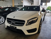2016 MERCEDES-BENZ GLA 180 AMG SPORT PACKAGE ELECTRIC MEMORY SEAT UNREGISTERED