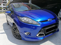 2013 FORD FIESTA 1.6 AT SPORT HATCHBACK 1 VVIP OWNER