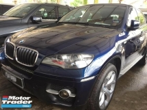2011 BMW X6 3.0 TWIN TURBO 35i BROWN LS, FREE 1 YR WARRANTY