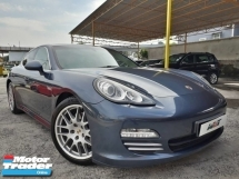 2009 PORSCHE PANAMERA 4.8 V8 (A) 4S REG 11 FULL SPEC 1 CAREFUL OWNER CLEAN INTERIOR LOW MILEAGE PROMOTION PRICE.