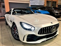 2017 MERCEDES-BENZ GTR 4.0 (A) V8 BITURBO GTR FINAL SPORT LIMITED EDITION UNREG