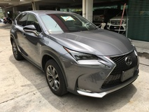 2015 LEXUS NX EXCLUSIVE SST