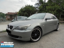 2007 BMW 5 SERIES 523i 2.5 SE E60 LCI M-Sport PushStart TipTOP SUPERB LikeNEW