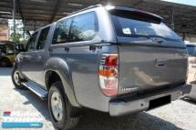 2012 MAZDA BT-50 4X4 DOUBLE CAB 2.5L (M)