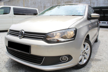 2011 VOLKSWAGEN POLO  1.6 (A) CLEAN SMOOTH ENGINE TIPTOP