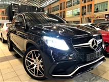 2015 MERCEDES-BENZ GLE 63S 5.5 (A) V8 BITURBO AMG PERFORMANCE VERSION TIP TOP