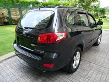 2007 HYUNDAI SANTA FE 2.2 CRDi Diesel Automatic