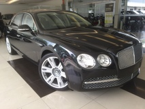 2014 BENTLEY FLYING SPUR 6.0 W12  Unreg  new Car