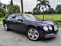 2014 BENTLEY FLYING SPUR 6.0 W12 MULLINER unreg