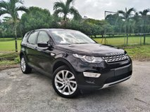 2016 LAND ROVER DISCOVERY SPORT 2.0 Si4 HSE Lux Unreg