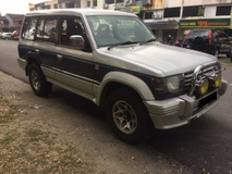 1993 MITSUBISHI PAJERO 2.5 (A) DIESEL TURBO ENGINE