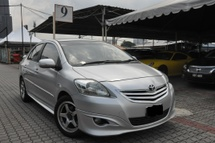 2008 TOYOTA VIOS 1.5E (AT) FREE TRAVEL PACKAGE